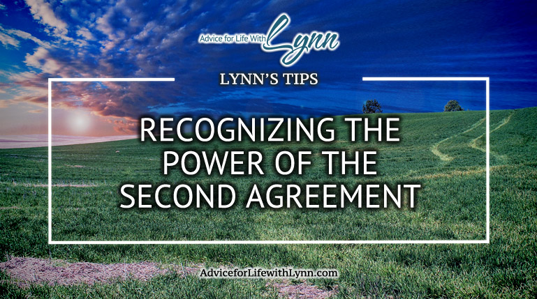 Recognizing the Power of the Second Agreement