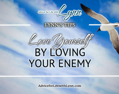 Love Yourself, by Loving Your Enemy