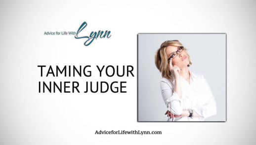 Taming Your Inner Judge