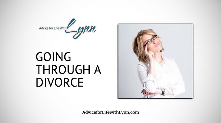 Going Through a Divorce