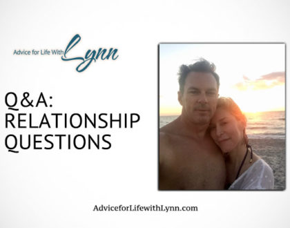 Q&A: Relationship Questions